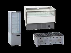 調理・冷凍・冷蔵機器