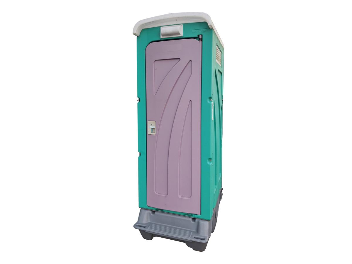 軽水洗トイレ(和式) レンタル