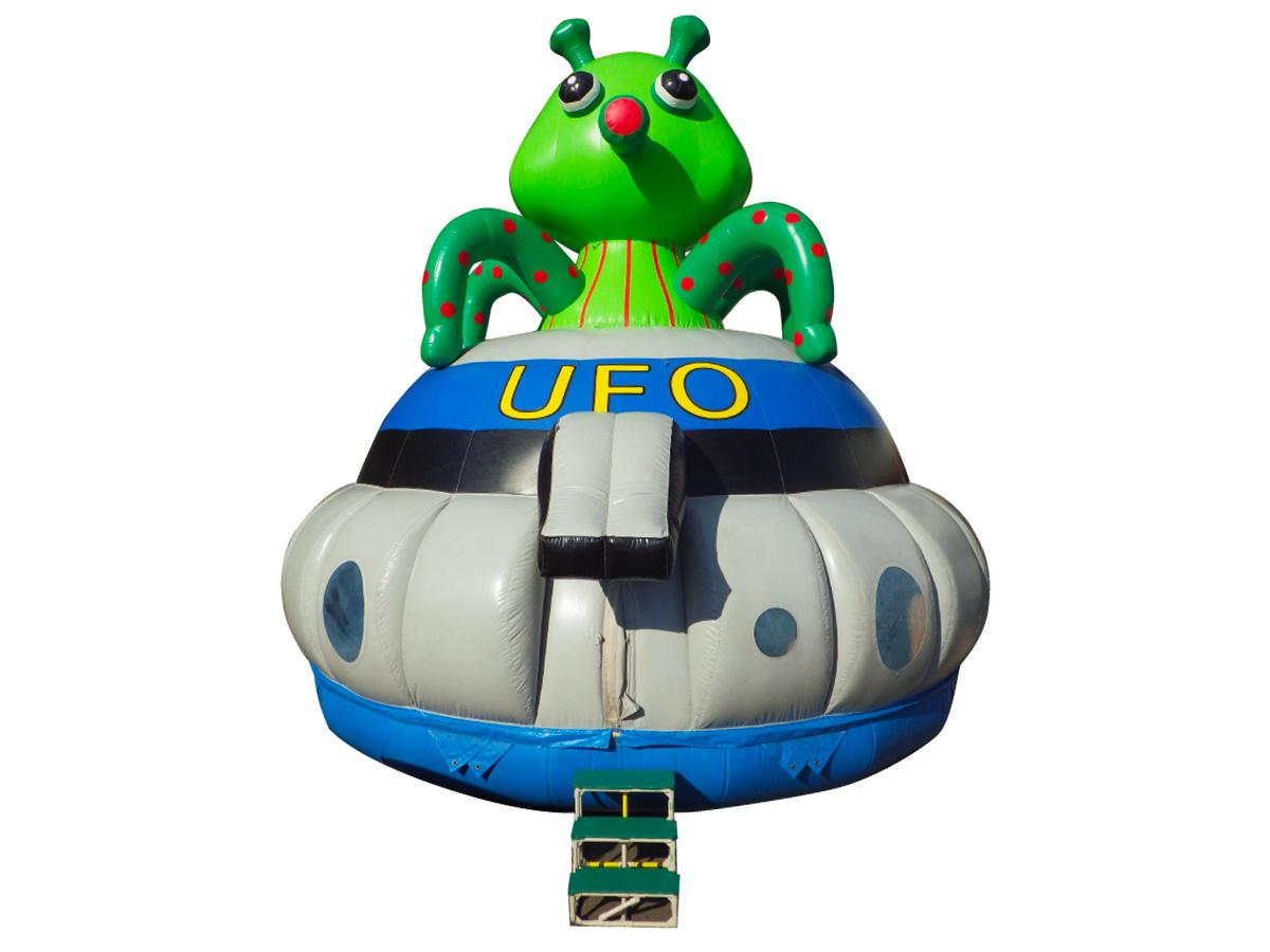 UFOエアートランポリン