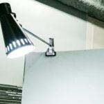 LEDアームクリップライト 使用イメージ