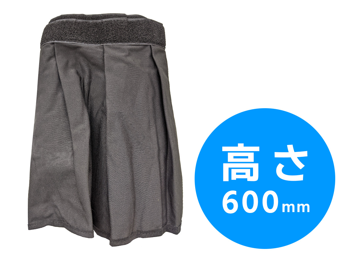 折りたたみステージ専用スカート(60cm) レンタル