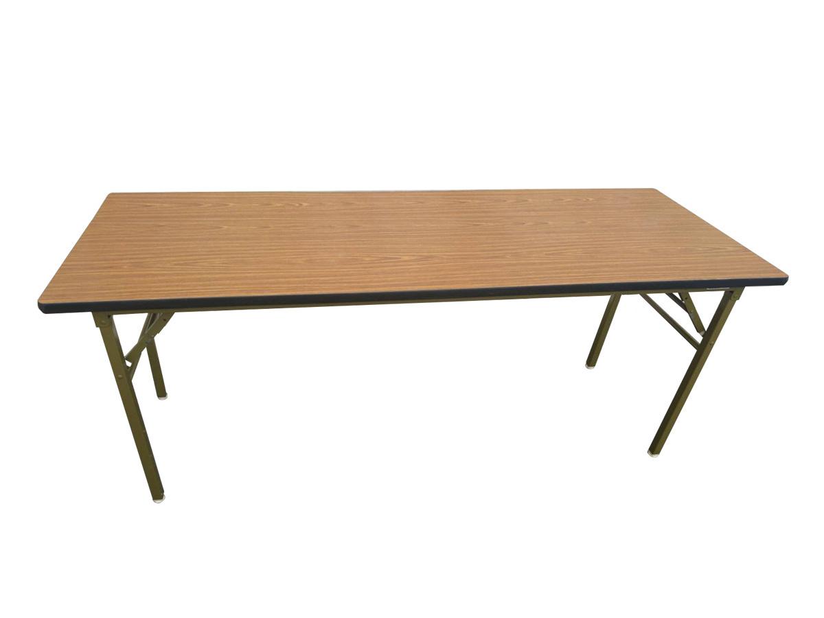 デコラテーブル(木目/1800×600mm)