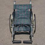車椅子 正面