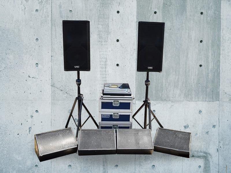 お手軽音響オペレータープラン(100~300名)