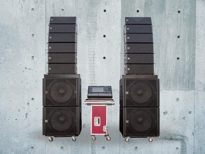 中規模音響オペレータープラン