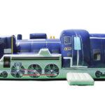 ふわふわ蒸気機関車 側面