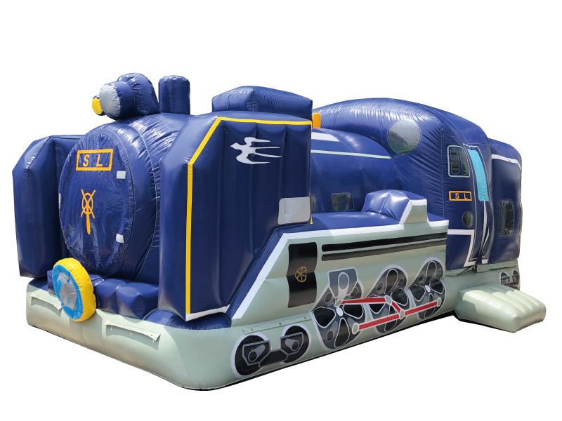 ふわふわ蒸気機関車 レンタル
