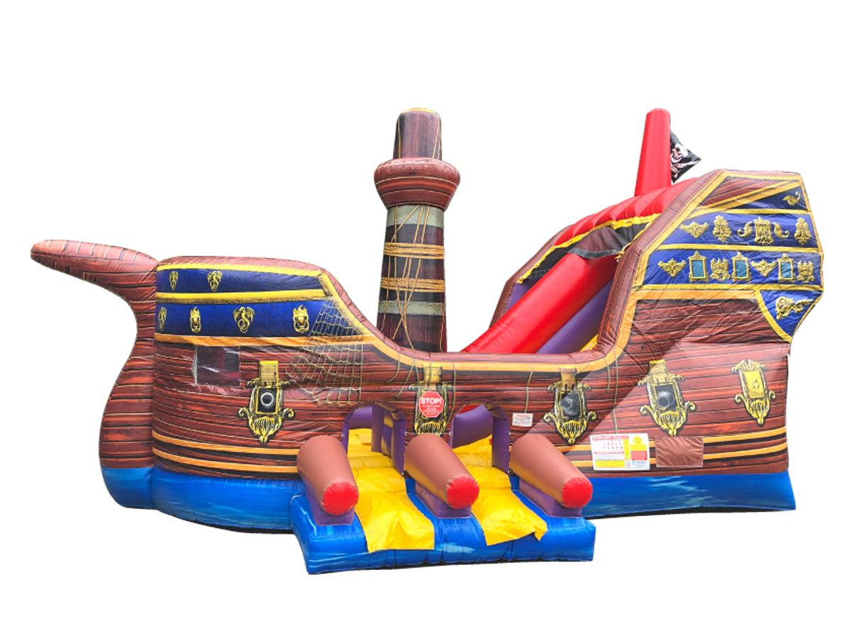 海賊船エアスライダー