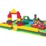 子ども用ブロック広場 レンタル