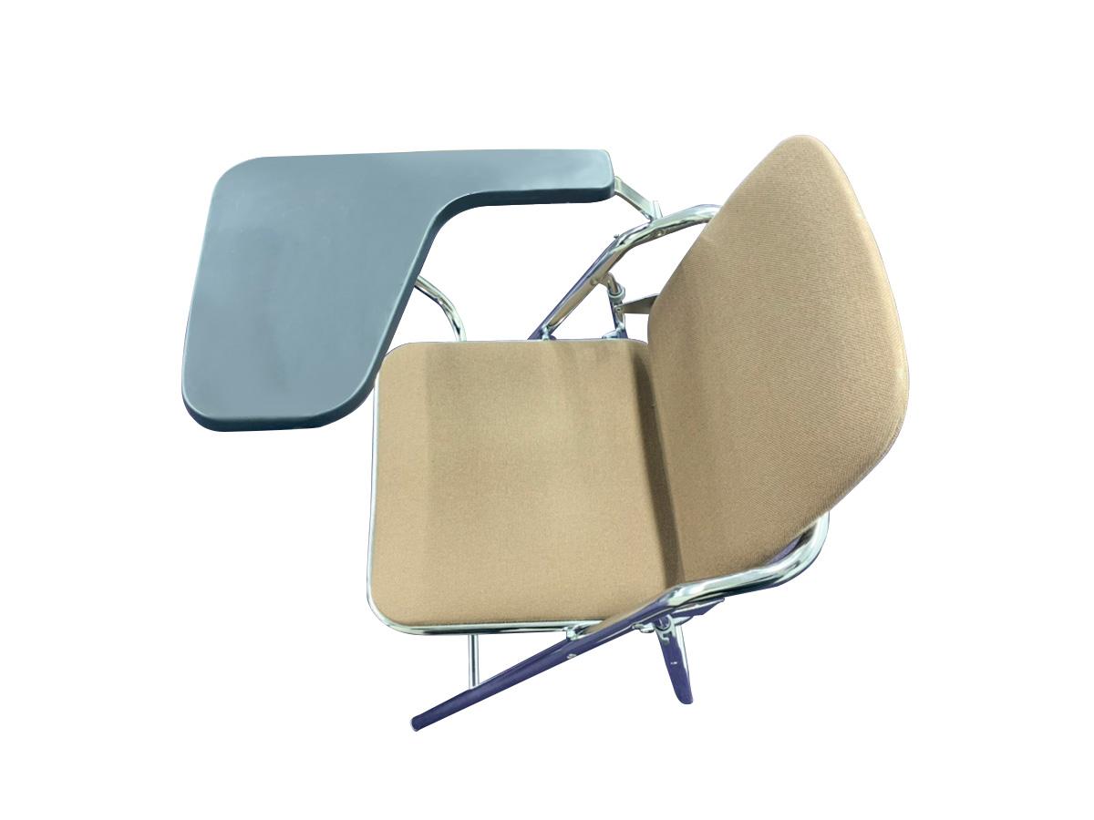 メモ台つきパイプ椅子