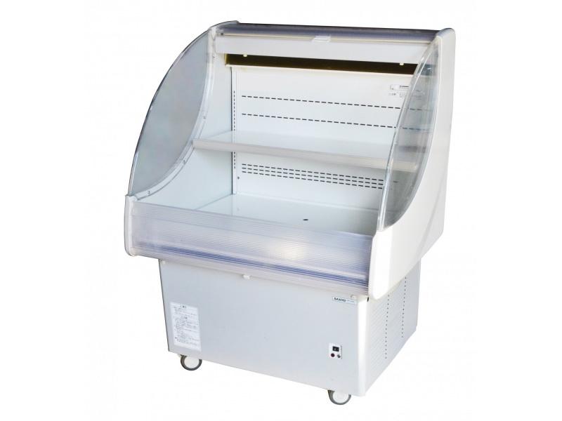 ひな段冷蔵ショーケース(3尺) レンタル