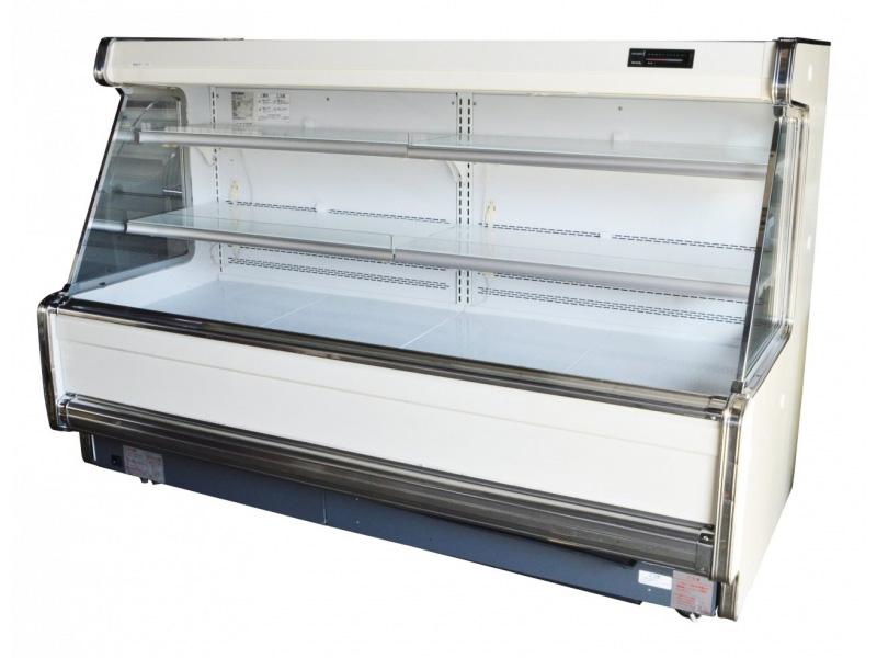 ひな段冷蔵ショーケース(6尺) レンタル