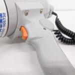 メガホン拡声器 ボタン