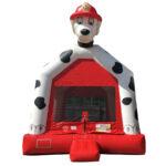 消防犬エアハウス 正面