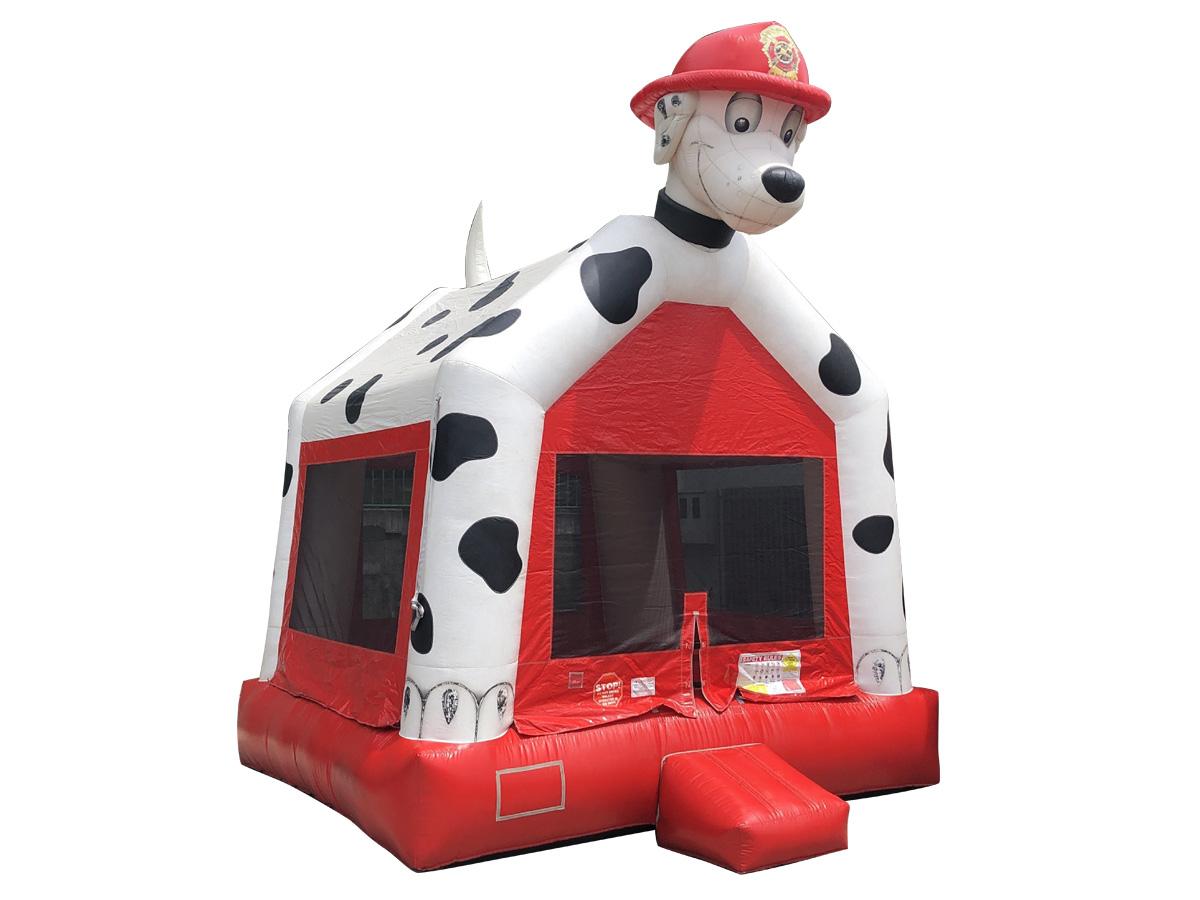 消防犬エアハウス レンタル