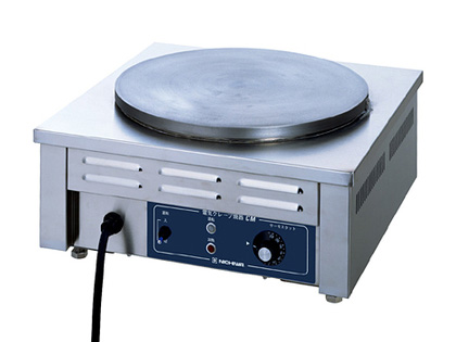 電気クレープ焼き機 レンタル