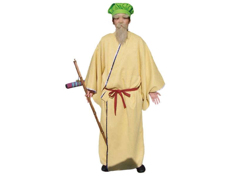 寿老人衣装