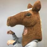 馬かぶりもの 使用イメージ