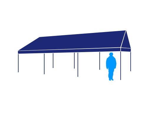 中型テント