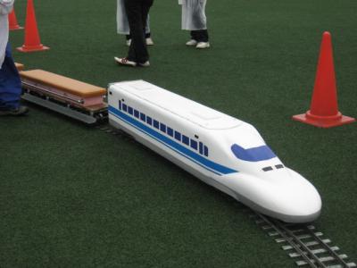 ミニ新幹線実施セット