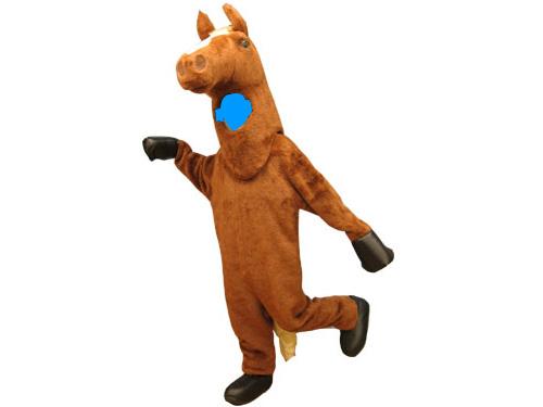 顔出し馬スーツ レンタル