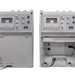 無線マイクスピーカーセット 背面