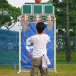 ナインバスケットゴール 使用イメージ