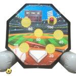 キックダーツ 野球ゲーム