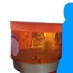 綿菓子機 使用例1