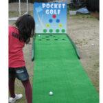 ポケットゴルフ 実施イメージ