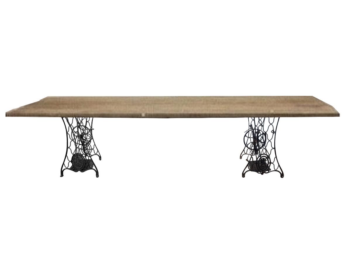 ミシン脚テーブル レンタル