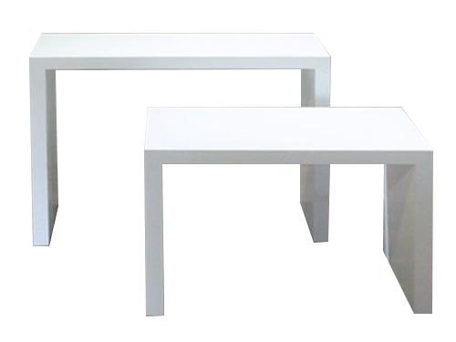 スマートコの字ディスプレイテーブル