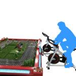 エコチャージレースコース 使用イメージ2