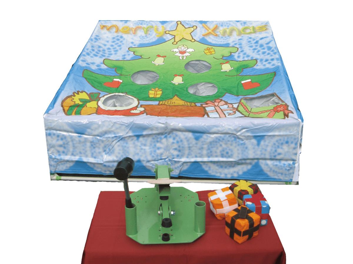 クリスマスターゲットゲーム