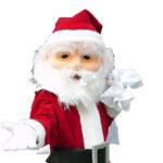 サンタクロース着ぐるみ(ファゴットじいさん) 正面
