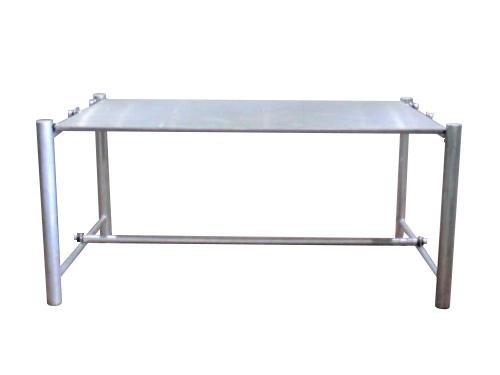 総アルミテーブル