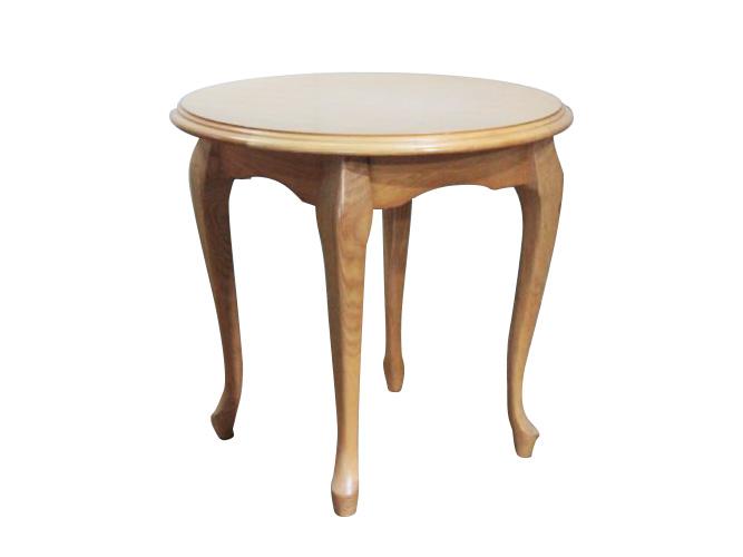 猫脚丸テーブル
